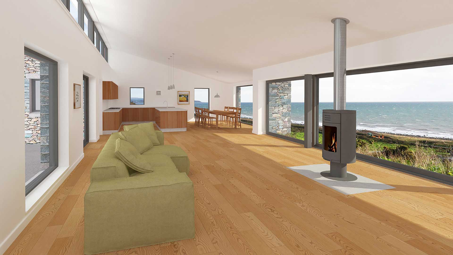 Modern house designs scotland